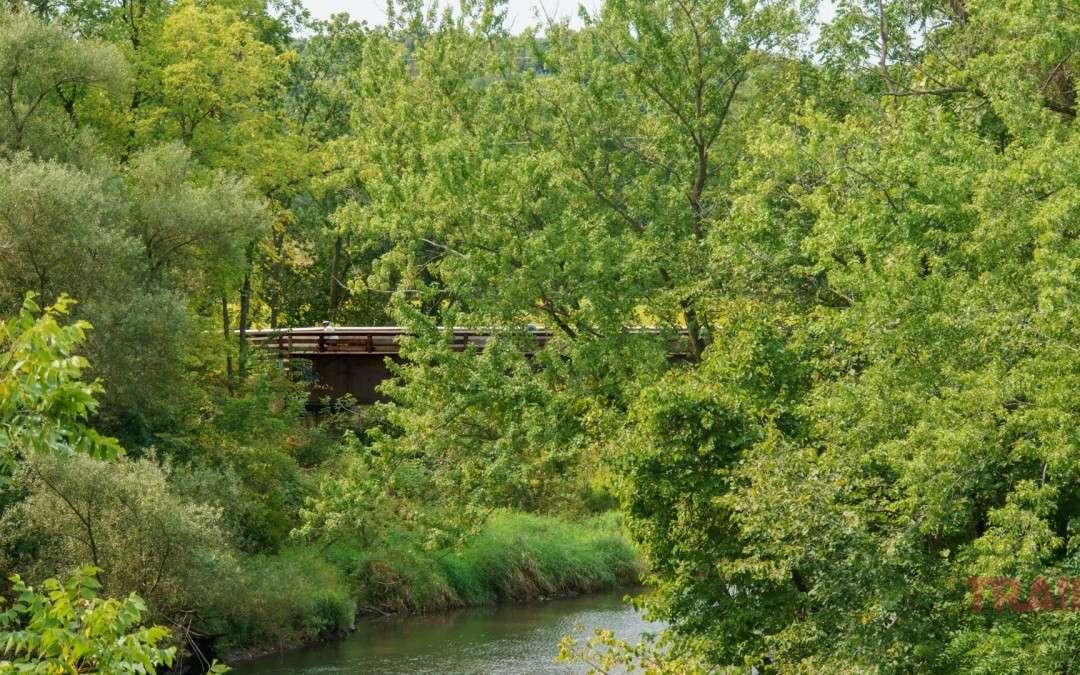 Trail Pairings: Douglas State Trail