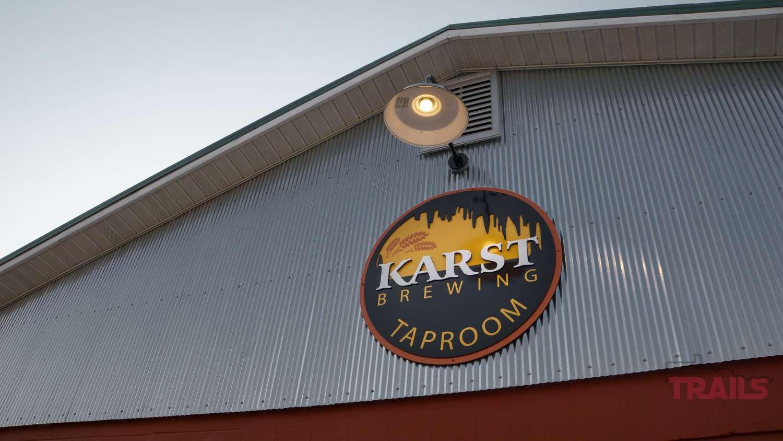 Karst Brewing-Sign