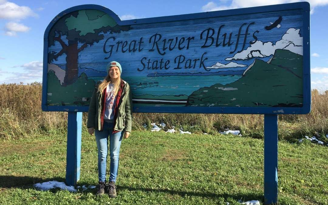 Guest Blog: Great River Bluffs State Park