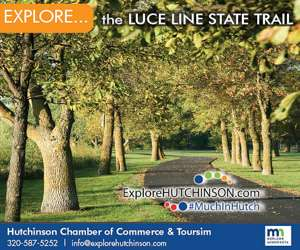 Hutchinson MN: Home of the Luce Line State Trail