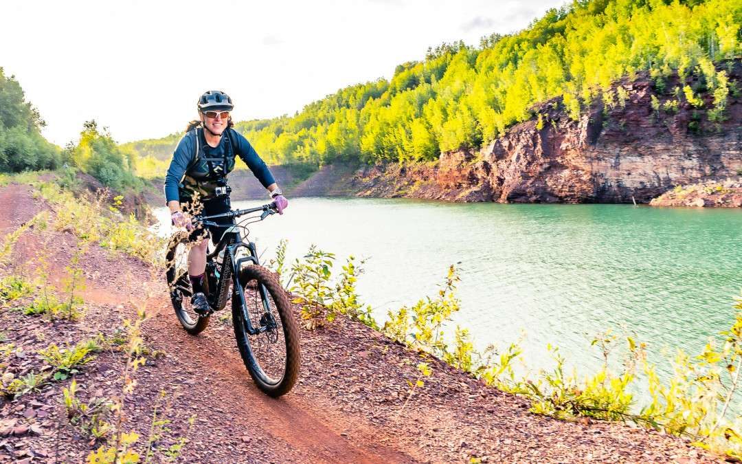You're Invited: Redhead MTB Park Grand Opening in Chisholm, MN
