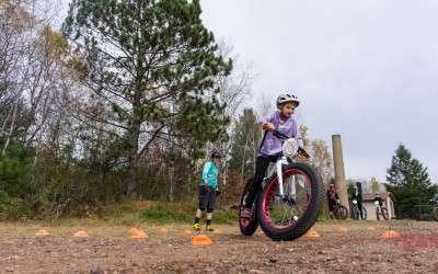 Three Generations of Mountain Biking