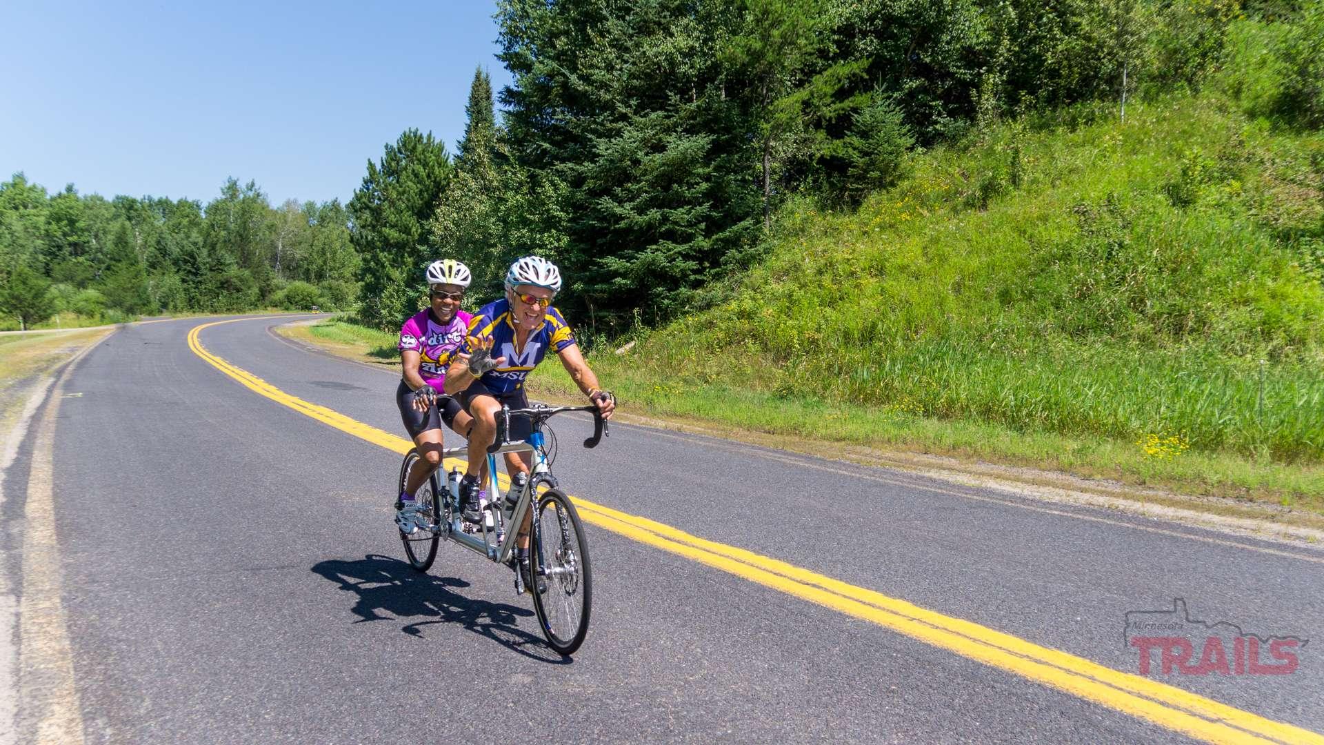 Find your favorite Minnesota Bike Ride with Minnesota Trails Magazine