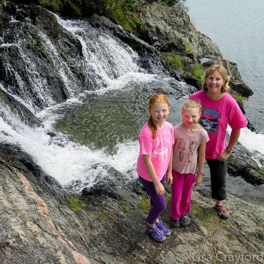 Minnesota Waterfalls-Dry Falls